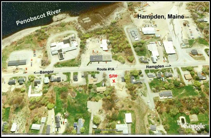 Commercial Lot For Sale - Hampden