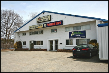 Warehouse and Office building For Sale
