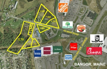 Bangor Development Lots For Sale