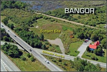 Bangor Mall Area Land