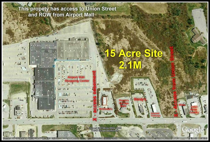 Commercial Development Parcel